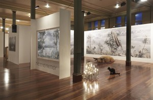 Melbourne Art Fair 2014 installation view