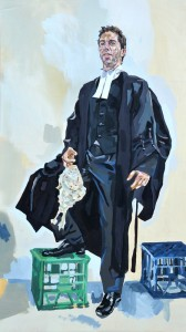 Young Barrister (Greg Mahoney, DPhil (Oxon)), 2012