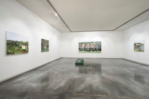 Three Suns, Installation view 2010