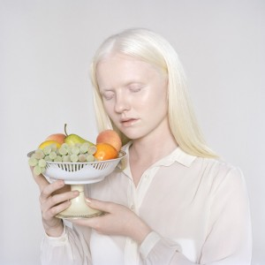 Lauren With Fruit, 2011